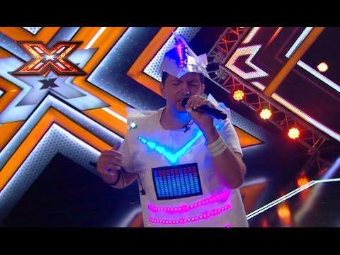 Видео Самое смешное на Х-Фактор Украина 2012 :: альбом