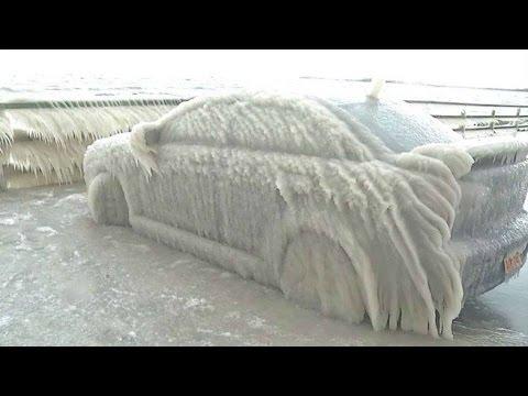 COLD START DIESEL ENGINE VW JETTA TDI -30C NO PLUG CANADA EH 354K KMS :)