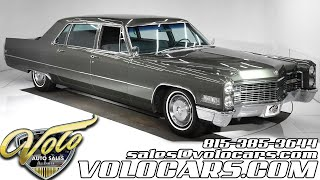 1966 Cadillac Fleetwood 75 for…