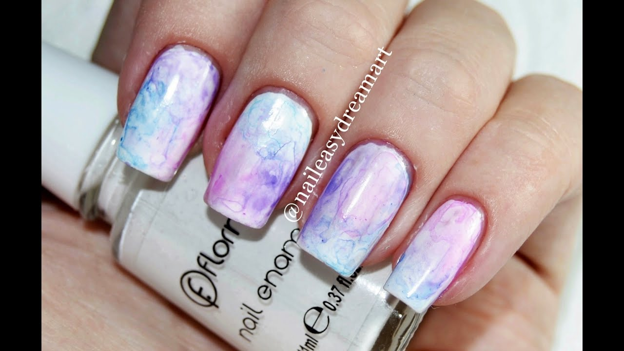 Nail Art Acrylic Paint Vs Nail Polish Creative Touch