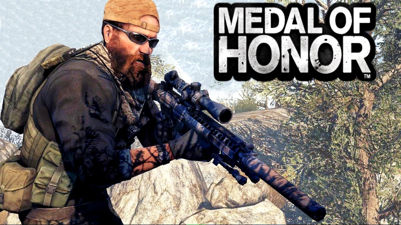 Medal Of Honor Sniper Stealth Mission Gameplay