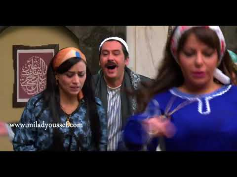 باب الحارة  ـ خناقة النسوان  ـ ميلاد يوسف ـ ليليا الاطرش ـ راما الراشد