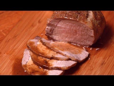 Instant Pot Pork Loin Roast