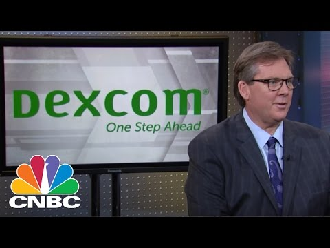DexCom CEO: Futuristic Diabetes Weapon | Mad Money | CNBC