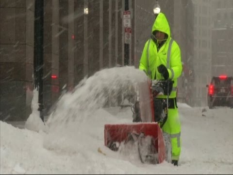 Governor: Mass. Snow Worry Focuses on Roofs