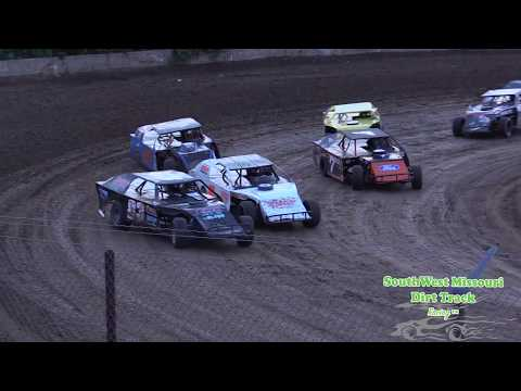 Lebanon Midway Speedway July 7, 2017 Midwest Mods Heat Races