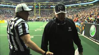 Arizona Rattlers Head Coach Kevin Guy