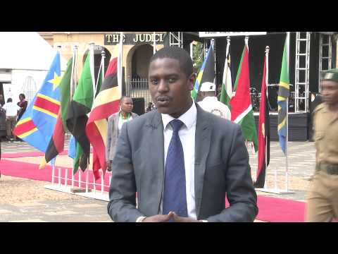 ICGLR: Youth Summit Forum :Sharing Investment Opportunities
