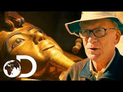 Exploring King Tutankhamun's Tomb | Blowing Up History