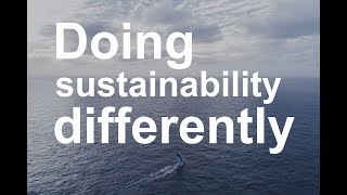 Doing sustainability differently | Volvo Ocean Race
