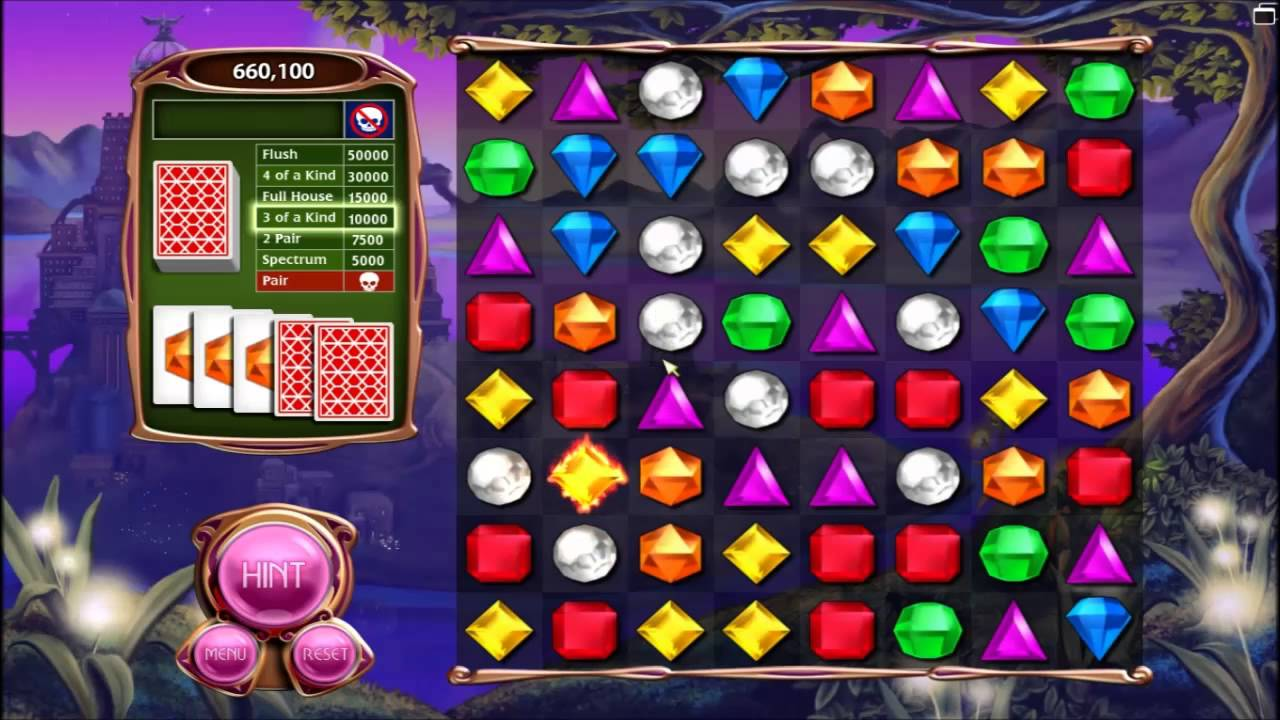 Flush poker bejeweled 3 geheime casino tricks 6 —Å–µ–∑–æ–Ω 7 —Å–µ—Ä–∏—è