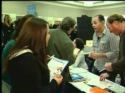 Nanaimo Job Fair Hopes to Lower Unemployment