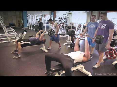 Swoldier Nation - Trainer Edition - St. George Arms & Abs