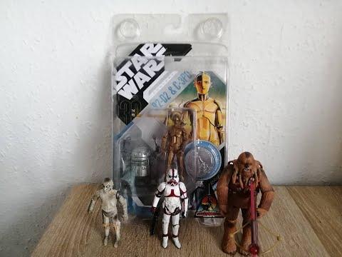 Heti videó: 17# Star Wars 30th Anniversary figurák részletesen 6.rész