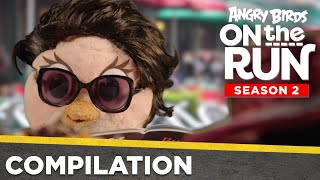 Angry Birds On The Run S 2 | Compilation Ep 5 - 9