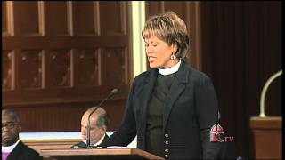 Reverend Liz Walker | Healing Our City