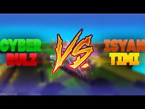 GERÇEKTEN BÜYÜK İSYAN!! CS:GO Jailbreak Cyber vs İsyan Timi