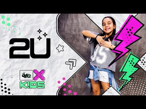 2U - David Guetta ft. Justin Bieber | FitDance Kids (Coreografía) Dance Video