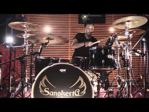 Alfian Urban - Agnez Mo feat Timbaland and T.I. - Coke Bottle (Drum Cover)