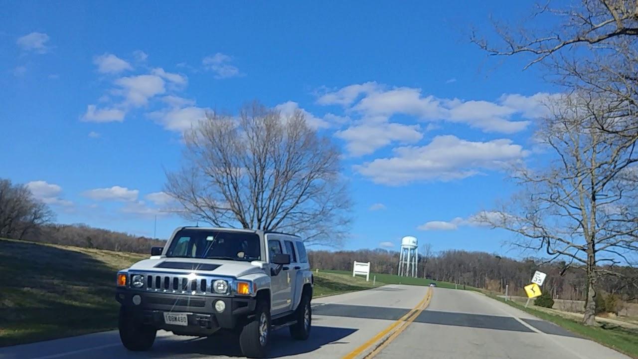 Uber trip - Powder mill road Maryland