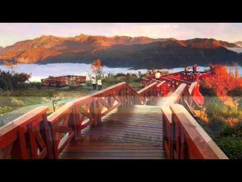 Alishan National Scenic Area  - Taiwan (HD1080p)
