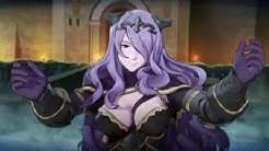 Fire Emblem Fates - Camilla Scenes