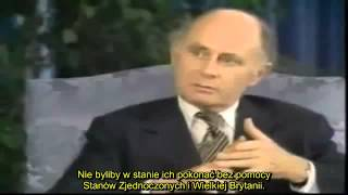 Wall Street i Rewolucja Bolszewicka - Profesor Antony Sutton napisy