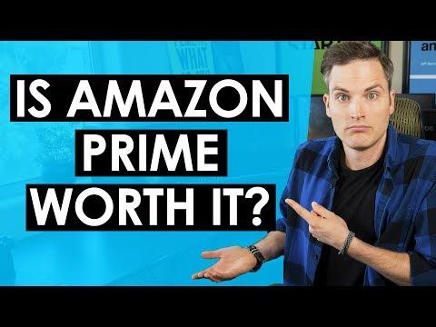 Is Amazon Prime Worth It? (10 Amazon Prime Benefits)