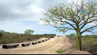 Ksh. 31 billion contract for Turkana roads signed with the Chinese