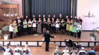 Kammarkören Vuxna Röster sjunger Post Festum