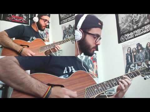 A Little Piece of Heaven - A7X - Acoustic Cover