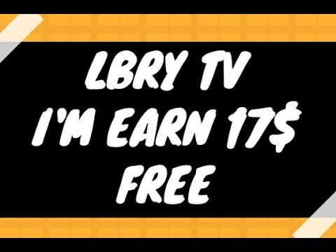 LBRY Credits LBRY TV - Заработок без вложений / Вывел 17$ / Криптовалюта бесплатно / Crypto Free