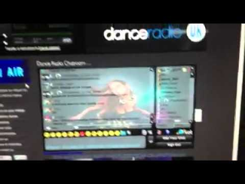 Clip of Chatroom & Webcam Feed From DJ Pheonix's Set - Tues 29h Aug 7-10pm