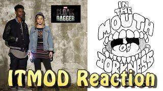 Cloak & Dagger Official Trailer Reaction