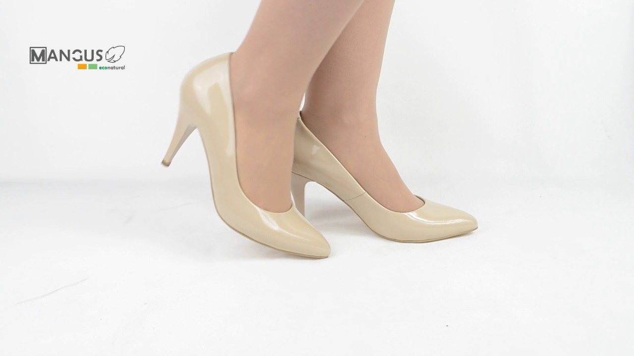 Туфли на каблуке в интернет магазине - Mangus - YouTube