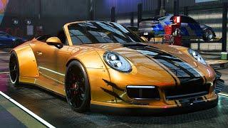 WIDEBODY PORSCHE 911 - Need for Speed: Heat Part 69