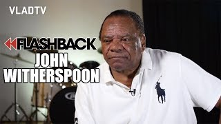 John Witherspoon on Making $1M for 'Friday After Next' (Flashback)