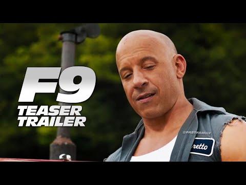 Primer teaser tráiler de Rápidos y Furiosos 9
