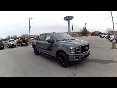 2019 Ford F-150 XLT Video Review & Walkaround - Heritage Ford - Corydon, IN
