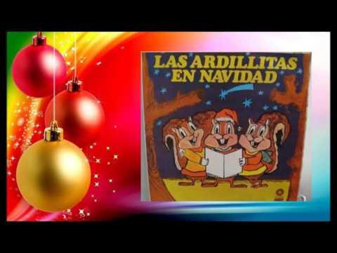 Las Ardillitas en Navidad (1970) - Disco completo
