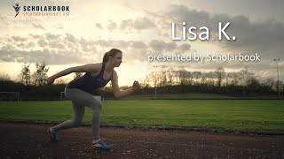 Lisa K  presented by Scholarbook