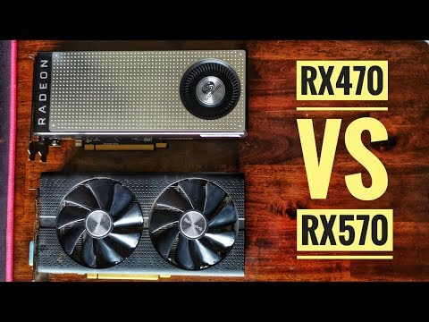 USED RX 470 Vs 570 - Is It Better To Flash An RX 470 VBios Onto A 570....!?