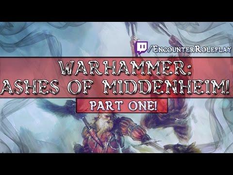 (Warhammer) Ashes of Middenheim: Part 1