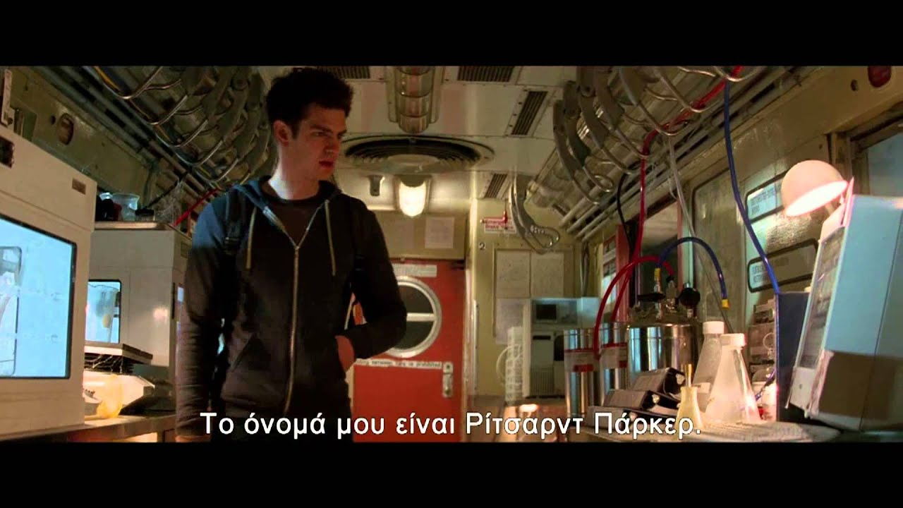 THE AMAZING SPIDERMAN 2 - OFFICIAL TRAILER