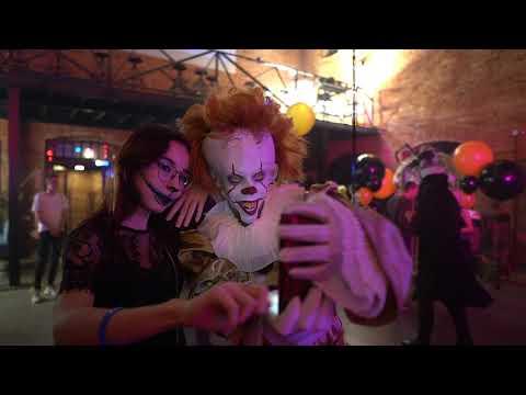 Серия 768. ABC Halloween для ведущих дизайнеров города Воронеж. Полная версия
