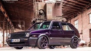 VW Golf 2 Fire and Ice 2.0l 16V by Unlimited-Customs