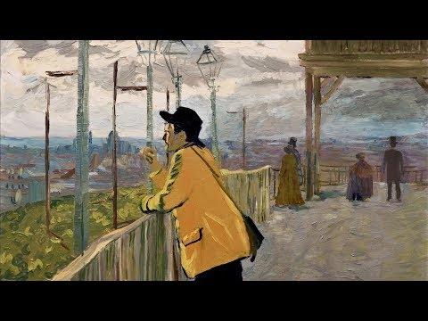 Ван Гог. С любовью, Винсент - Трейлер на Русском | 2017 | 1080p