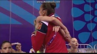 Yana Kudryavtseva & Margarita Mamun | Rhytmic gymnastics