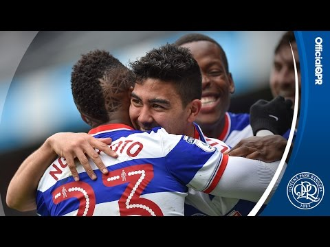HIGHLIGHTS | QPR 5, ROTHERHAM UNITED 1 - 18/03/17