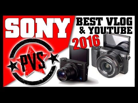 The Best Sony Vlogging Camera